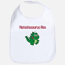 Natashaosaurus Rex Bib