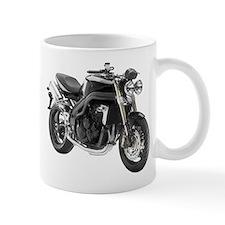 Triumph Speed Triple Black #2 Small Small Mug