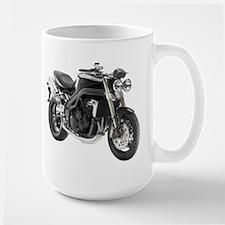 Triumph Speed Triple Black #2 Mug