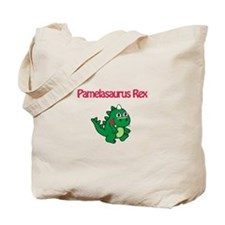 Pamelaosaurus Rex Tote Bag