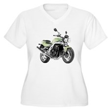 Triumph Speed Triple Light Green T-Shirt