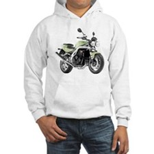 Triumph Speed Triple Light Green Hoodie