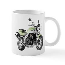 Triumph Speed Triple Light Green Mug