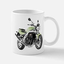 Triumph Speed Triple Light Green Small Small Mug