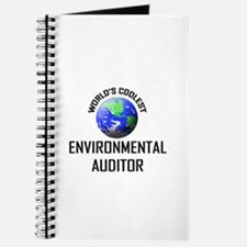 World's Coolest ENVIRONMENTAL AUDITOR Journal