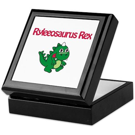 Ryleeosaurus Rex Keepsake Box