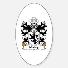 Madog (AP MAREDUDD, Prince of Powys) Decal