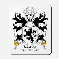 Madog (AP MAREDUDD, Prince of Powys) Mousepad