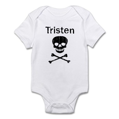 Tristen (skull-pirate) Infant Bodysuit