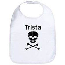 Trista (skull-pirate) Bib