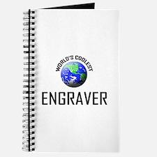 World's Coolest ENGRAVER Journal