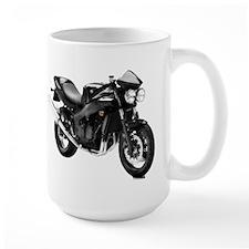 Triumph Speed Four Black #2 Mug