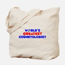 World's Greatest Cosme.. (A) Tote Bag