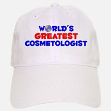 World's Greatest Cosme.. (A) Baseball Baseball Cap