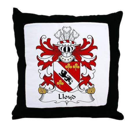 Lloyd (of Llansteffan, Carmarthenshire) Throw Pill