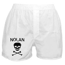 NOLAN (skull-pirate) Boxer Shorts