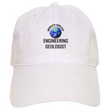 World's Coolest ENGINEERING GEOLOGIST Baseball Cap
