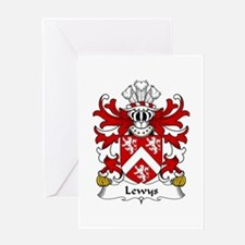 Lewys (of Bodedern, Llifon, Anglesey) Greeting Car