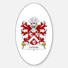 Lewys (of Bodedern, Llifon, Anglesey) Decal