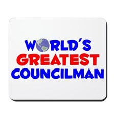 World's Greatest Counc.. (A) Mousepad
