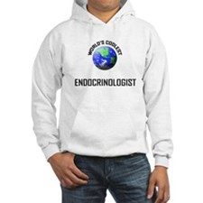 World's Coolest ENDOCRINOLOGIST Hoodie