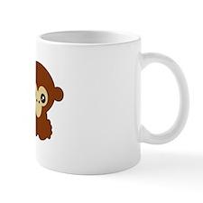 <b>EVOLUTION? MONKEY</b><br>Classic Mug