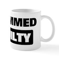 MOHAMMED is guilty Mug