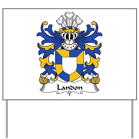 Landon (lords of Llanddewi, Monmouthshire) Yard Si