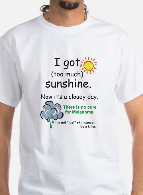 I got too much sunshine Shirt