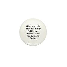 Unique Huxley quotation Mini Button (100 pack)
