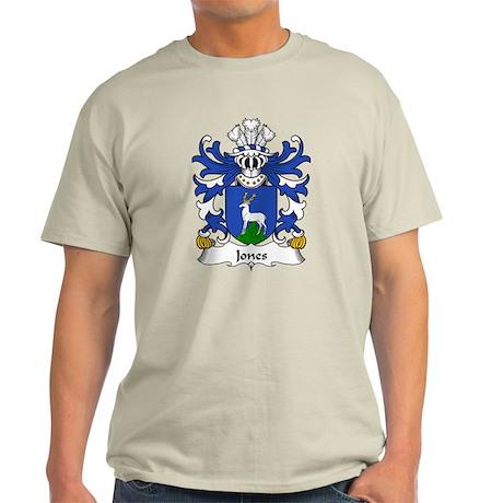 Jones (of Beaumaris, Anglesey) Light T-Shirt
