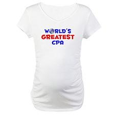 World's Greatest CPA (A) Shirt