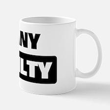 MELANY is guilty Mug