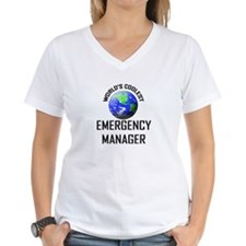 World's Coolest EMERGENCY MANAGER Shirt
