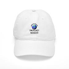 World's Coolest EMERGENCY MANAGER Baseball Cap