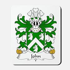 John (AP JENKIN AP MADOG) Mousepad