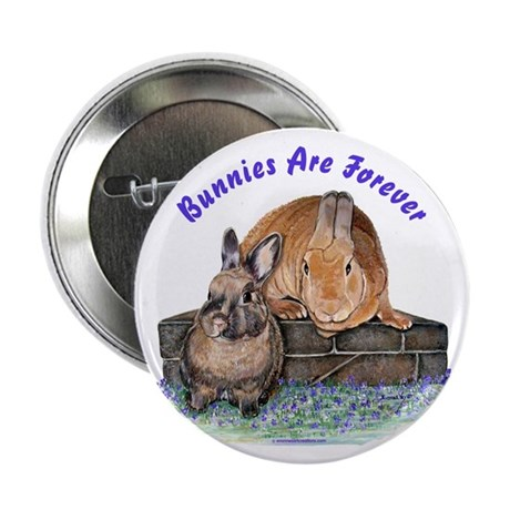 """Bunny Friends 2.25"""" Button (10 pack)"""