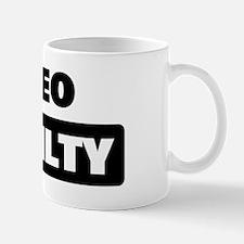 MATEO is guilty Mug
