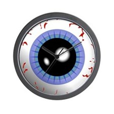 <b>THE GREAT EYEBALL</b><br>Wall Clock