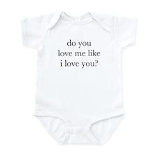 Love Me Infant Bodysuit