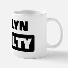 CAROLYN is guilty Mug
