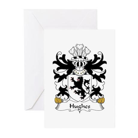 Hughes (of Gwerclas, Merionethshire) Greeting Card
