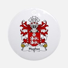 Hughes (Huys-of Llewerllyd, Diserth, Flint) Orname