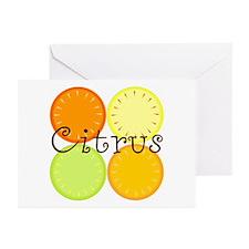 Citrus Greeting Cards (Pk of 10)