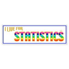 Statistician Bumper Bumper Sticker