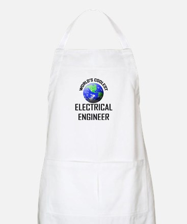 World's Coolest ELECTRICAL ENGINEER BBQ Apron