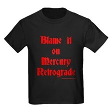 Mercury Retrograde T