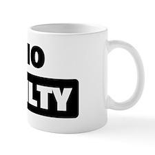 SILVIO is guilty Mug