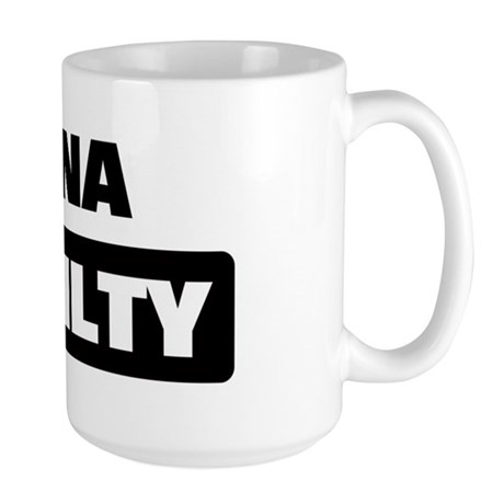 JOANA is guilty Large Mug