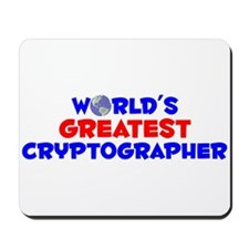 World's Greatest Crypt.. (A) Mousepad